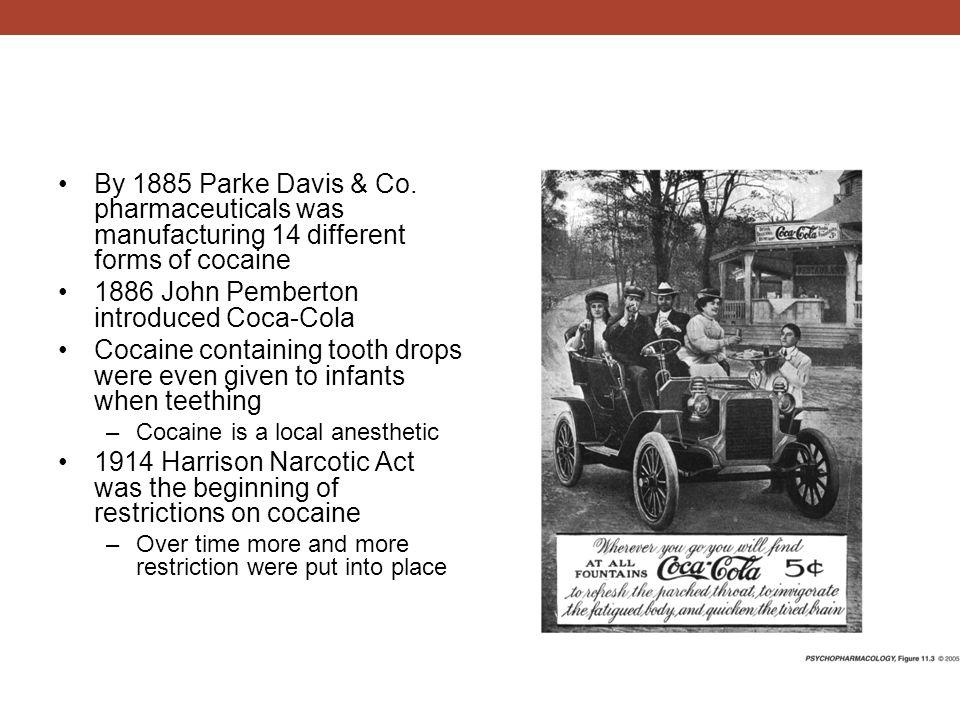 By 1885 Parke Davis & Co.