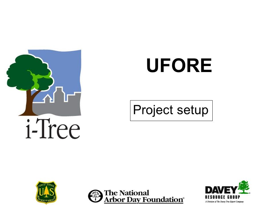 UFORE Project setup