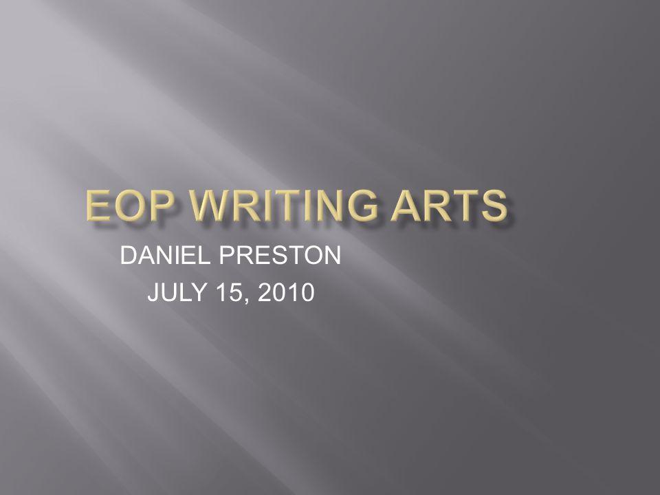 DANIEL PRESTON JULY 15, 2010
