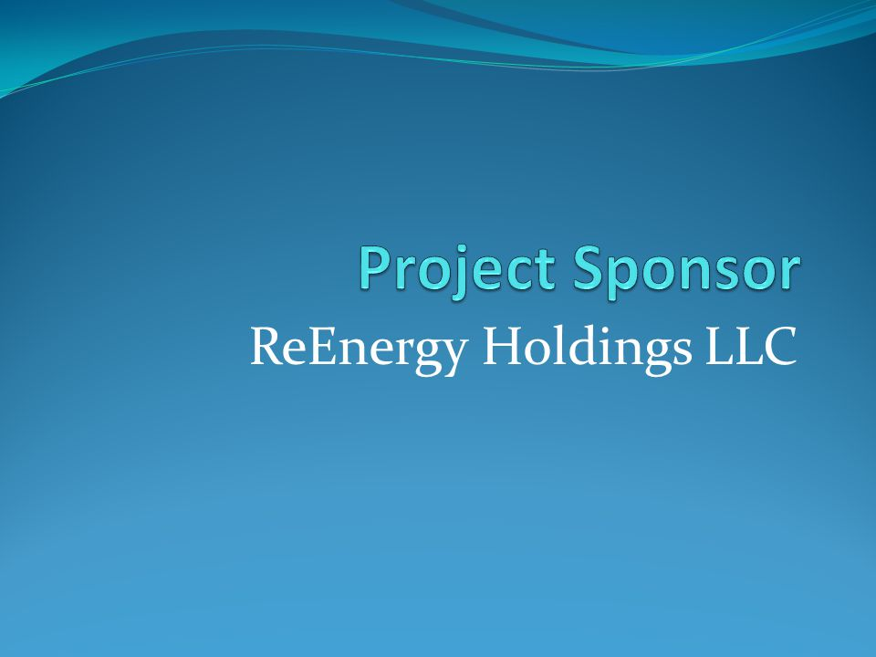 ReEnergy Holdings LLC