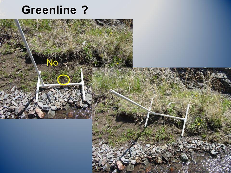 Greenline ?Greenline ? No