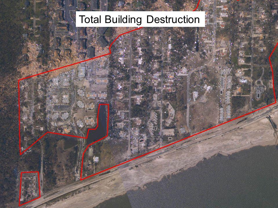 Total Building Destruction