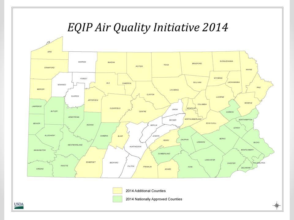 EQIP Local Fund Pools Cropland Pasture/Grazing Land Livestock/Manure Management
