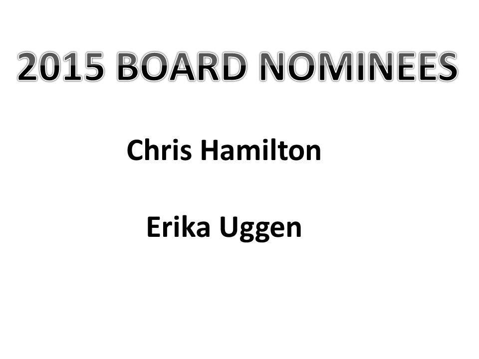 Chris Hamilton Erika Uggen