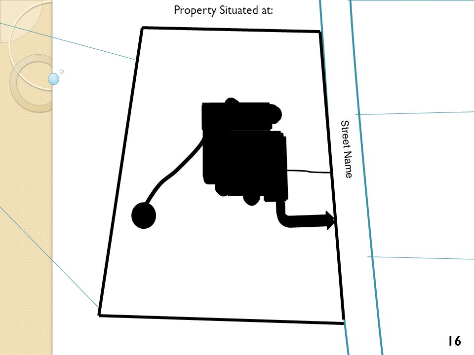 Property Situated at: Street Name 16