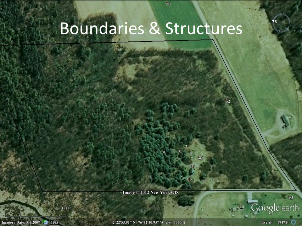 Boundaries & Structures