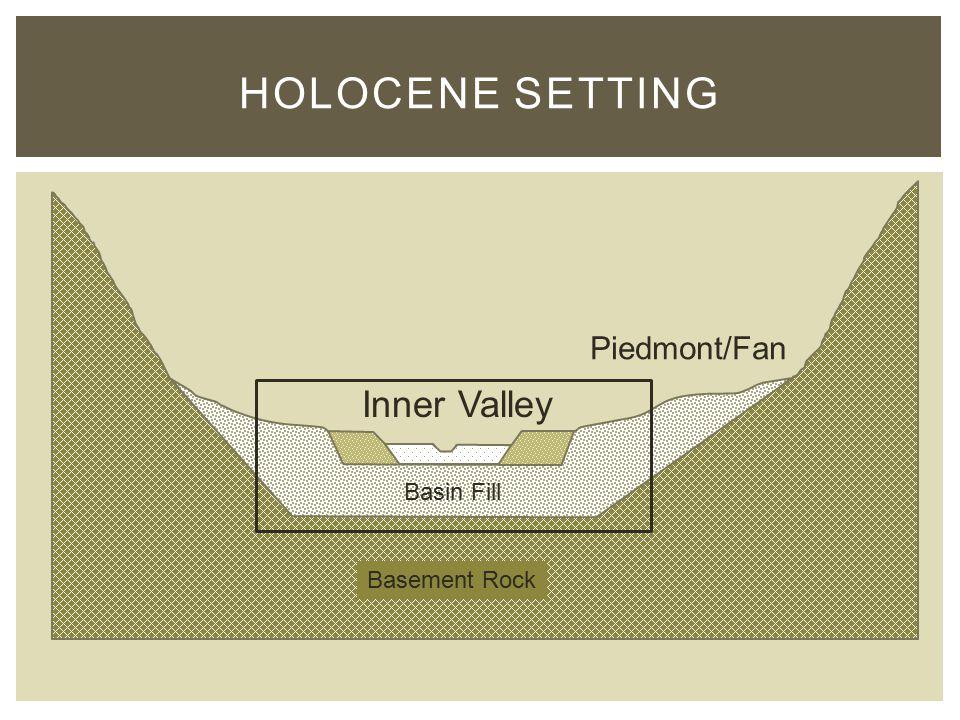 PAST –PLANT COMMUNITIES Terrace Floodplain/Cienega Channel + Perennial Flow Obligate wetland plants: Hardstem and threesquare bulrush; flatsedge; cattail,