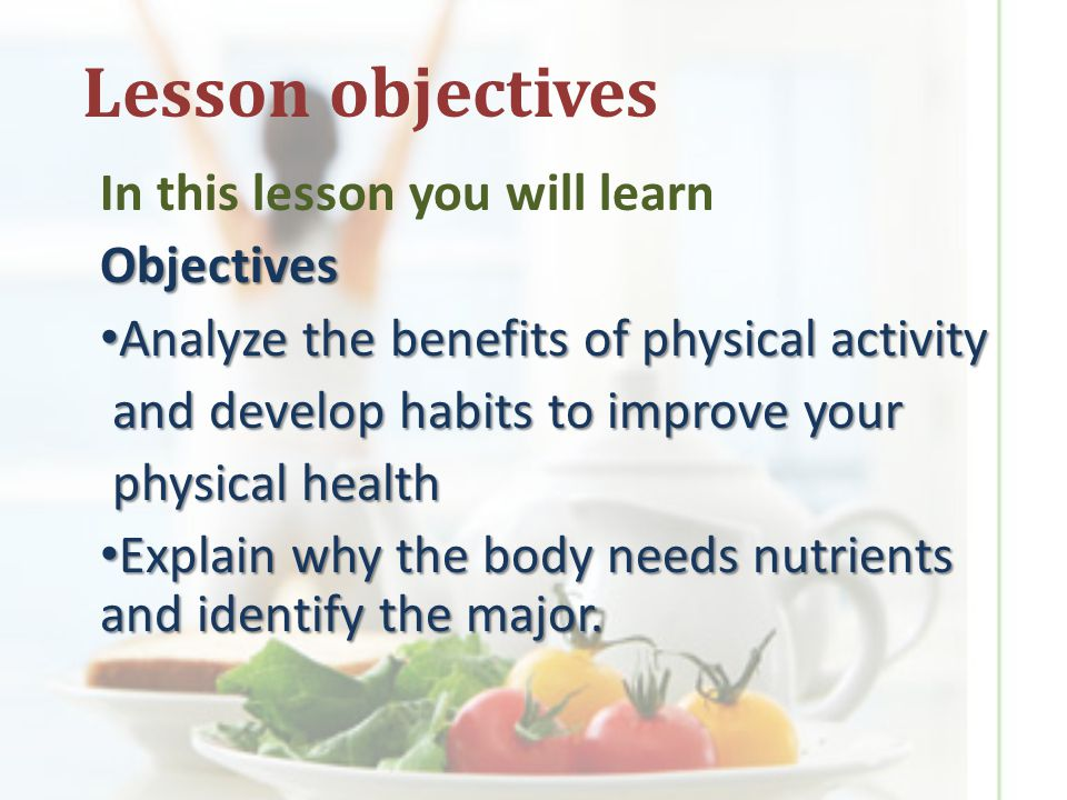 Health Education Program Chapter 1 L.3: Healthy Choices Done By: Ala elmasry