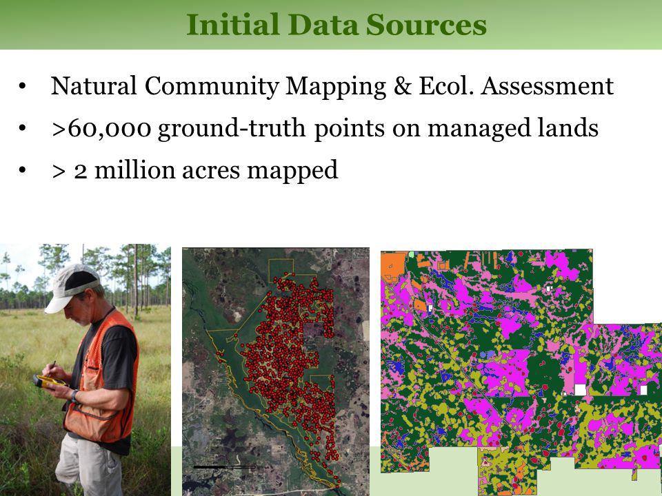 Natural Community Mapping & Ecol.