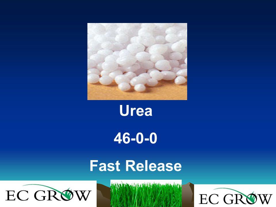 Urea 46-0-0 Fast Release