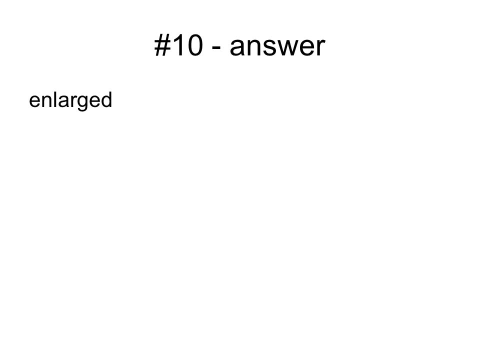 #10 - answer enlarged