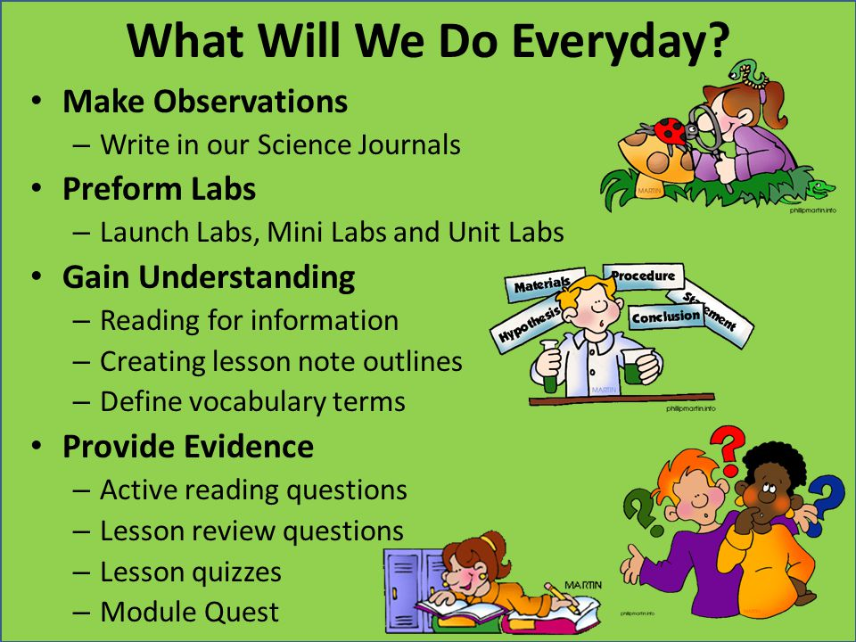 Life Science Unit #1 The Scientific Method How can science provide answers to your questions about the world around you?