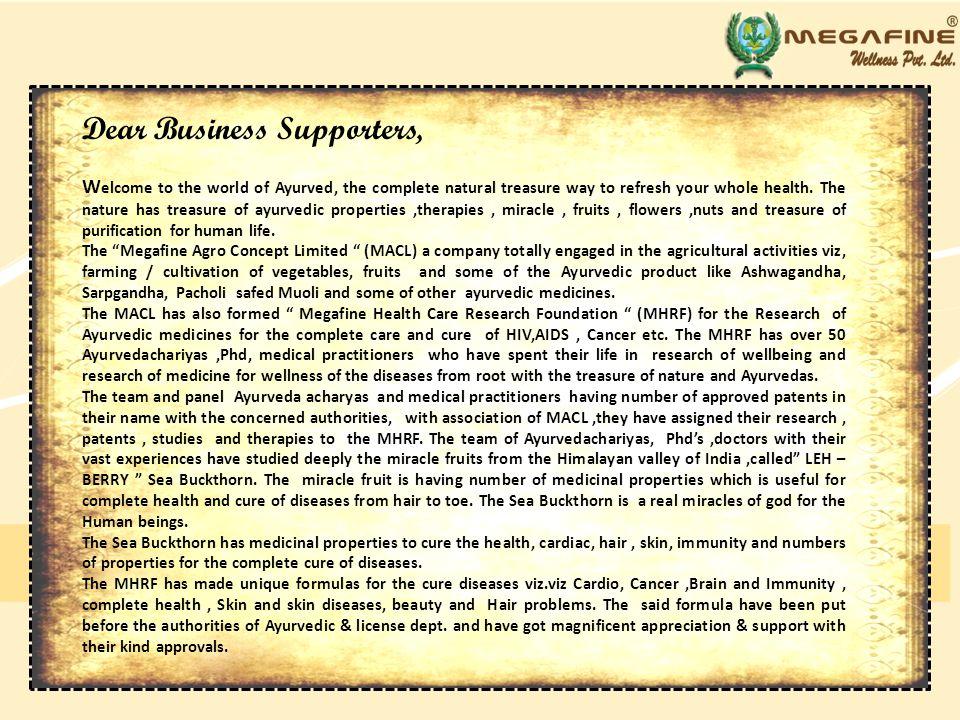 Sea Buckthorn is highly multipurpose plant.