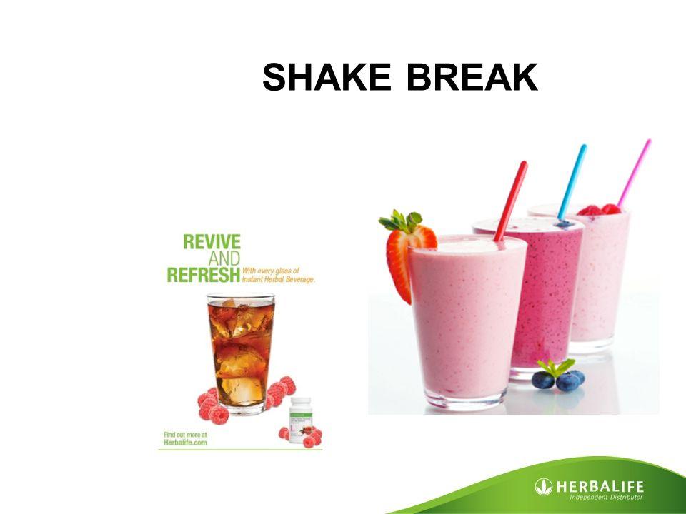 SHAKE BREAK