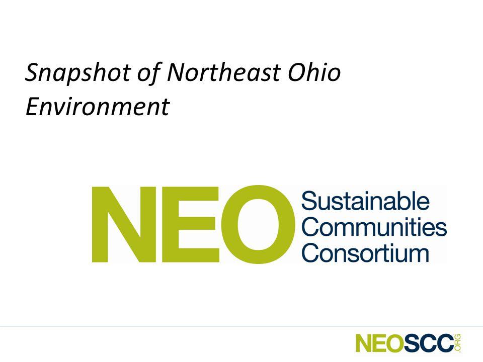 Snapshot of Northeast Ohio Environment