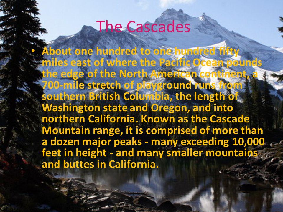 Base elevation - 820 ft. Summit elevation – 10,000 ft.