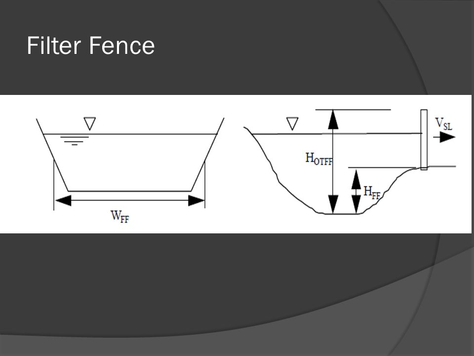 Filter Fence