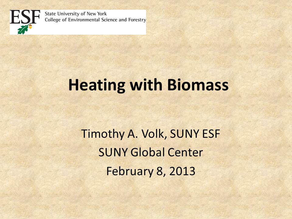 Outline What is biomass? Biomass for heating Costs of biomass heating