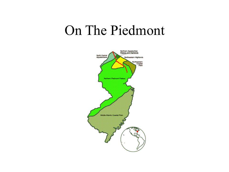 On The Piedmont