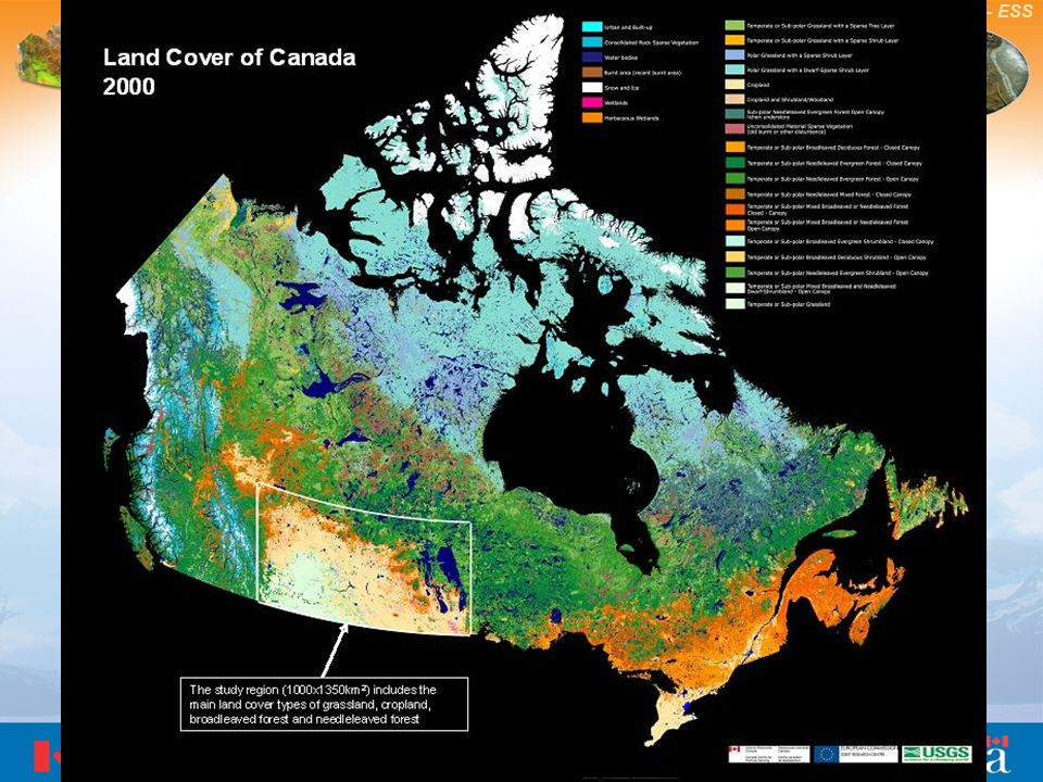 Reducing Canada s vulnerability to climate change - ESS