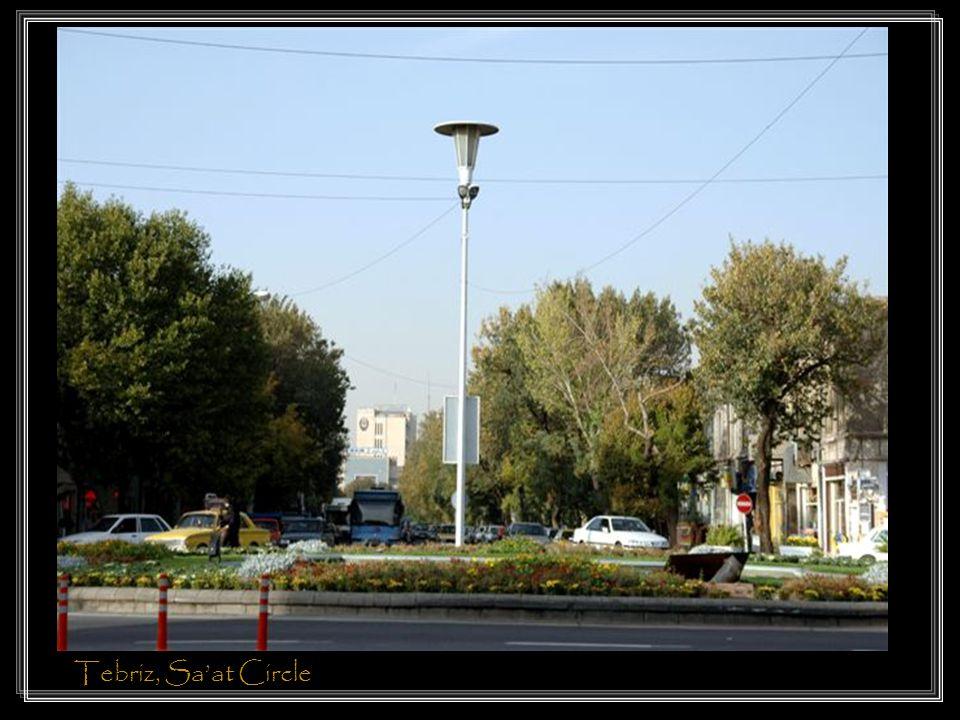 Tebriz, Sa'at Circle