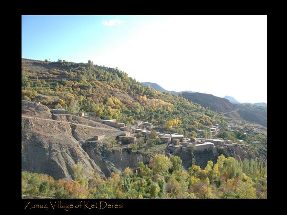 Zunuz, Village of Ket Deresi