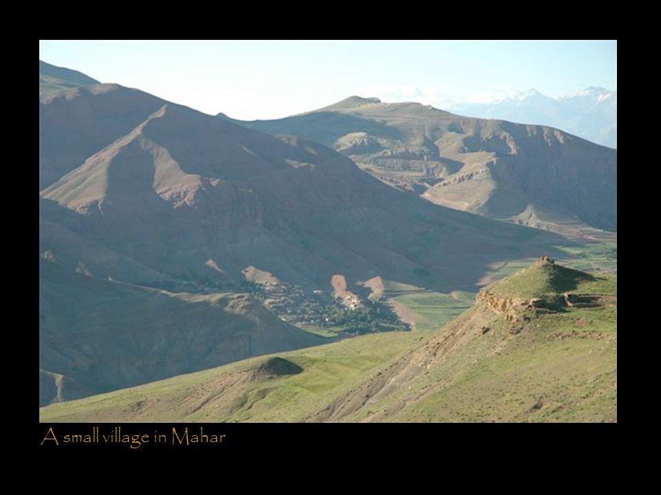A small village in Mahar
