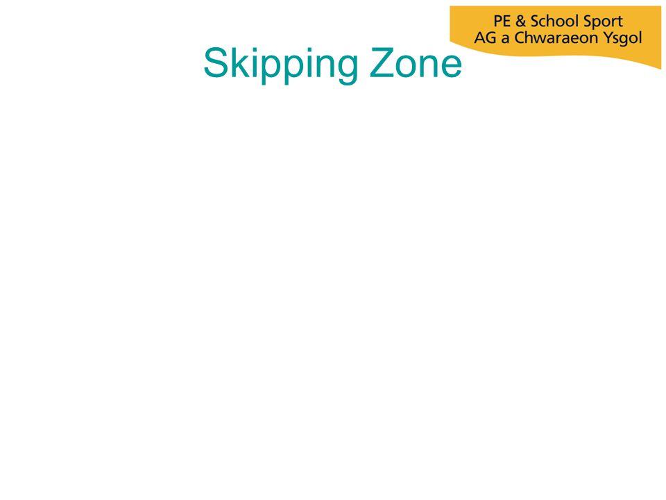 Skipping Zone