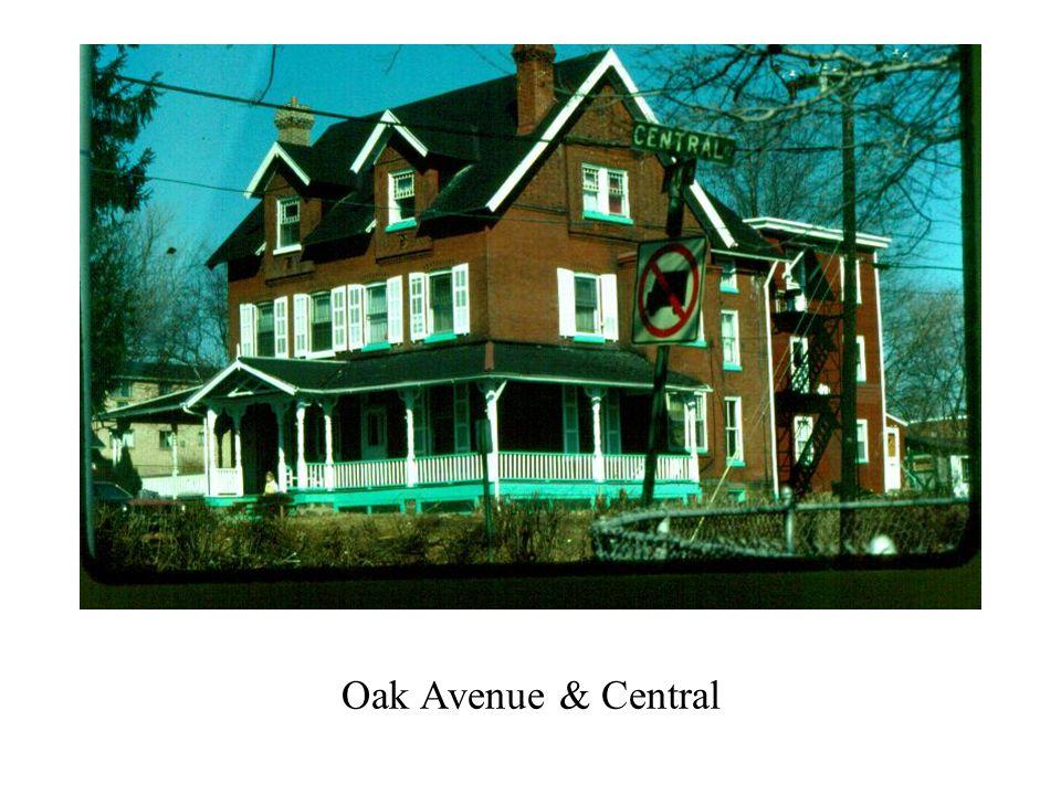 Oak Avenue & Central