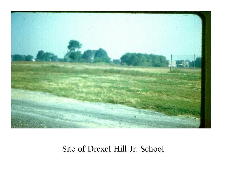 Site of Drexel Hill Jr. School