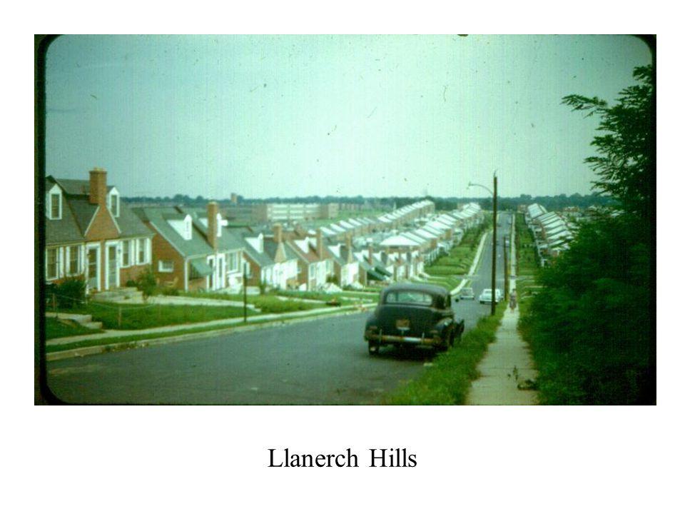 Llanerch Hills