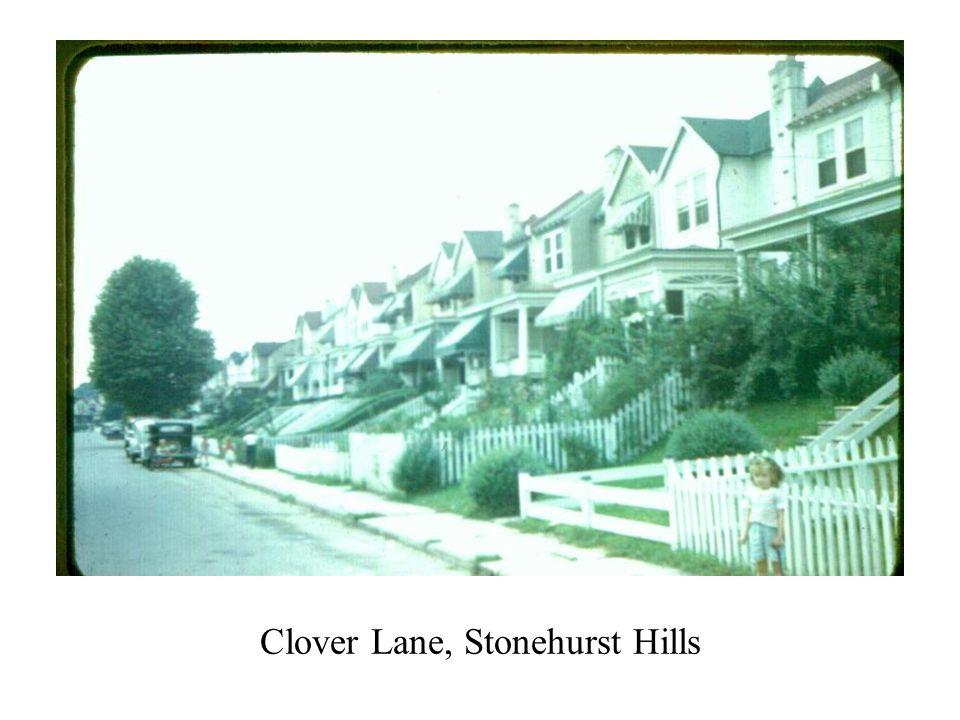 Clover Lane, Stonehurst Hills