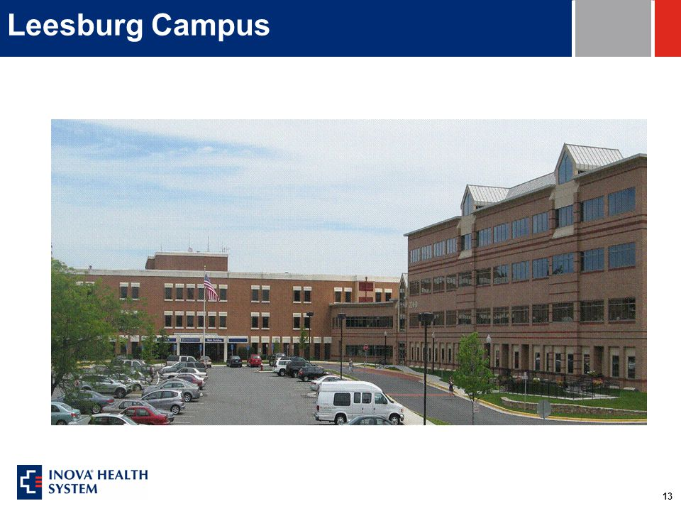 13 Leesburg Campus