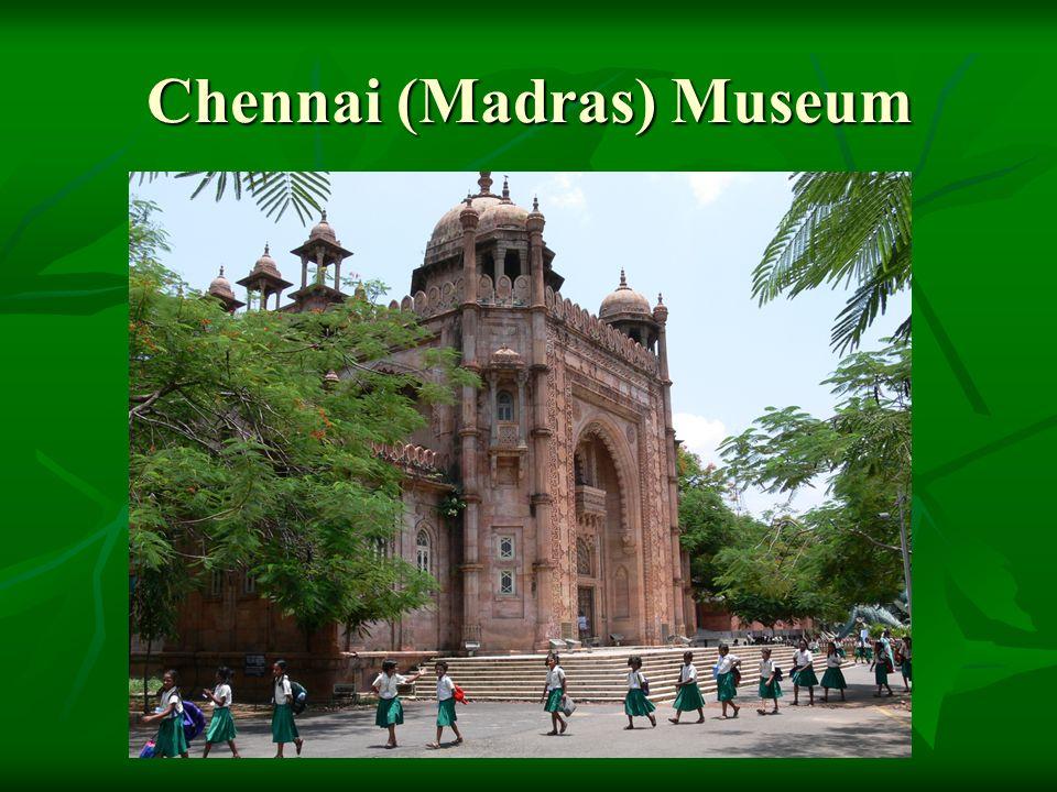 Chennai (Madras) Museum