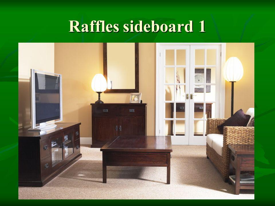 Raffles sideboard 1