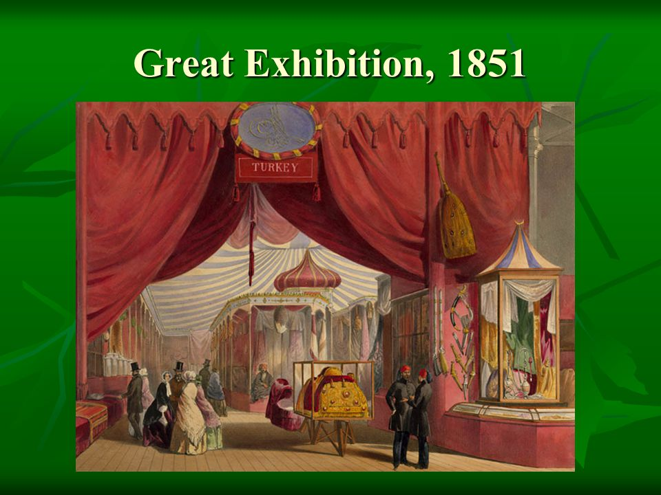 Great Exhibition, 1851