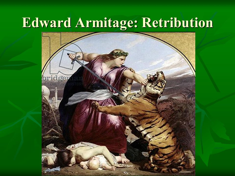 Edward Armitage: Retribution