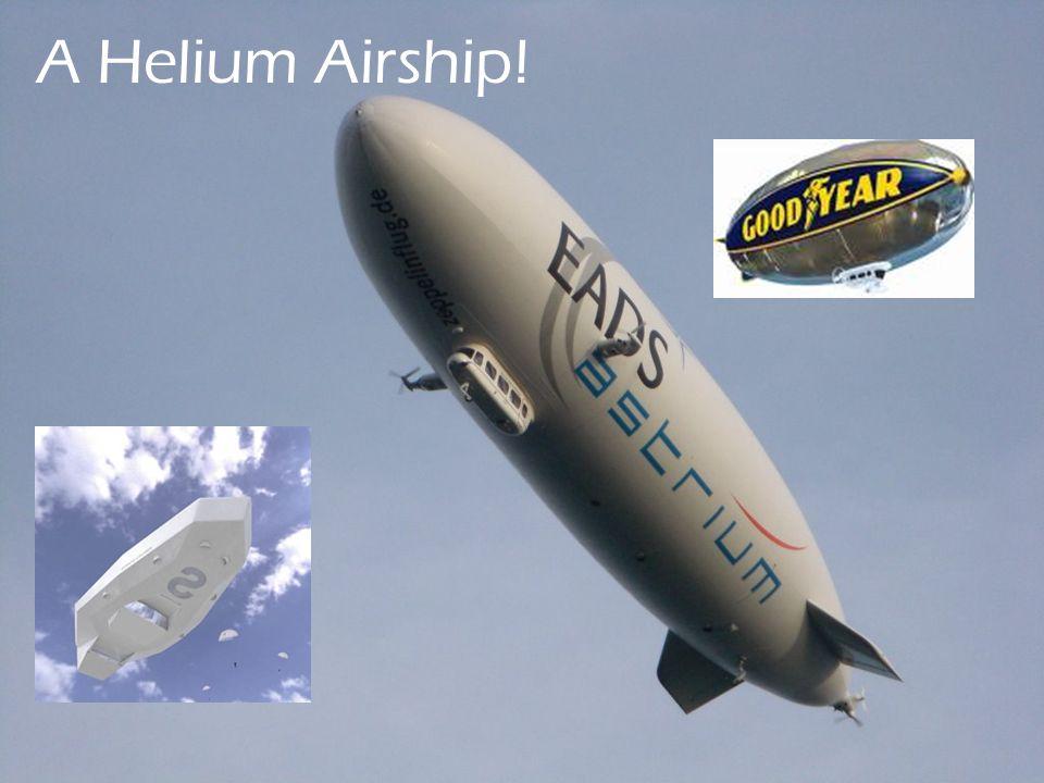A Helium Airship!