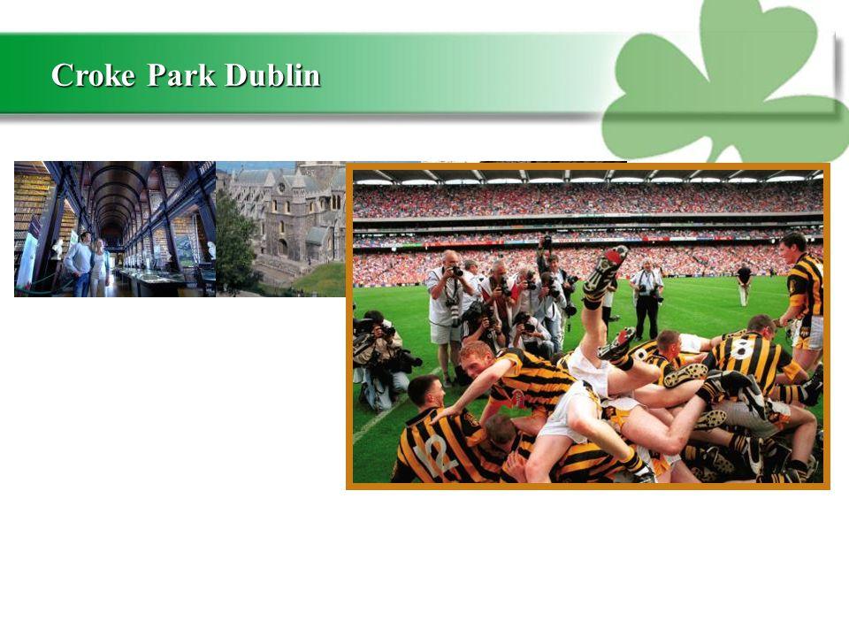 Croke Park Dublin