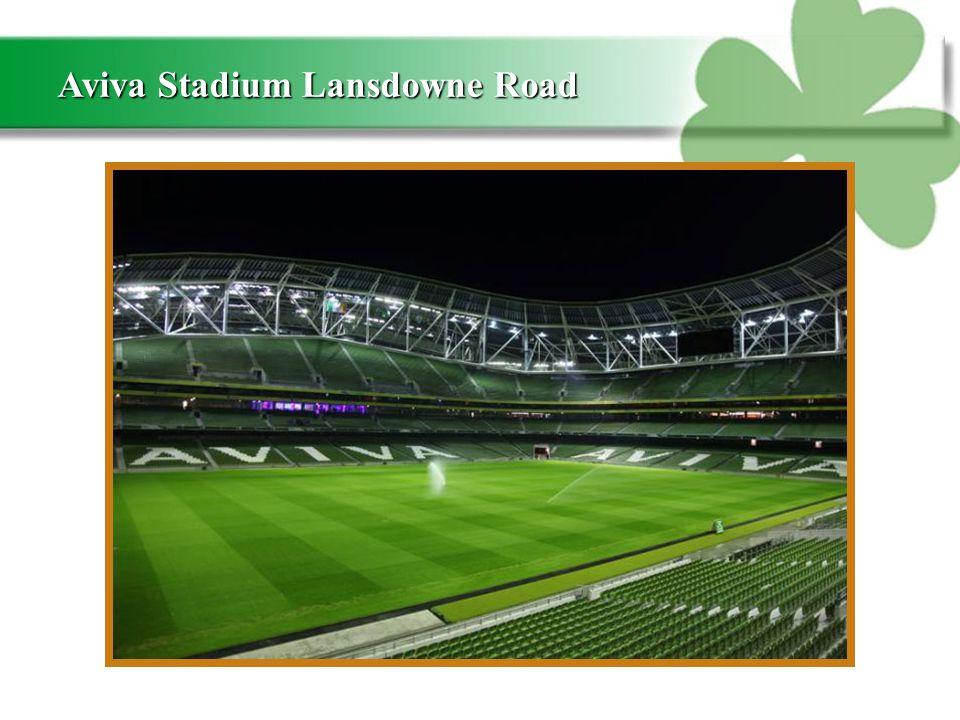 Aviva Stadium Lansdowne Road