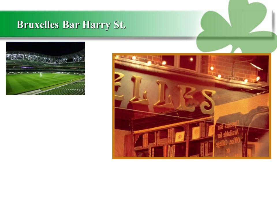 Bruxelles Bar Harry St.