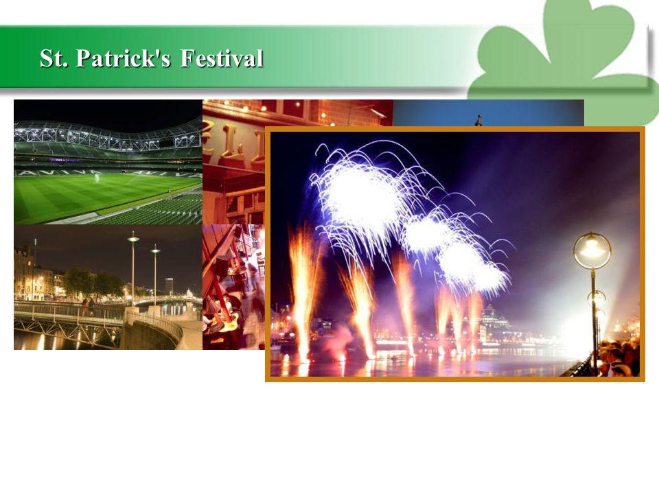 St. Patrick s Festival