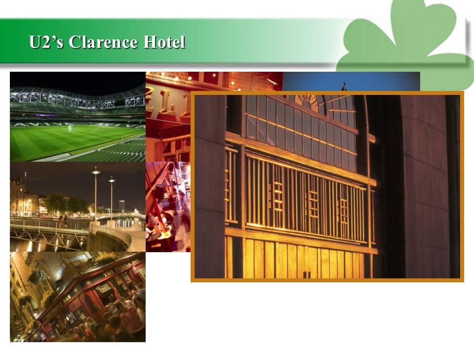 U2's Clarence Hotel