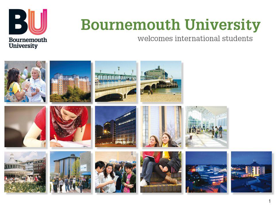 1 www.bournemouth.ac.uk/international