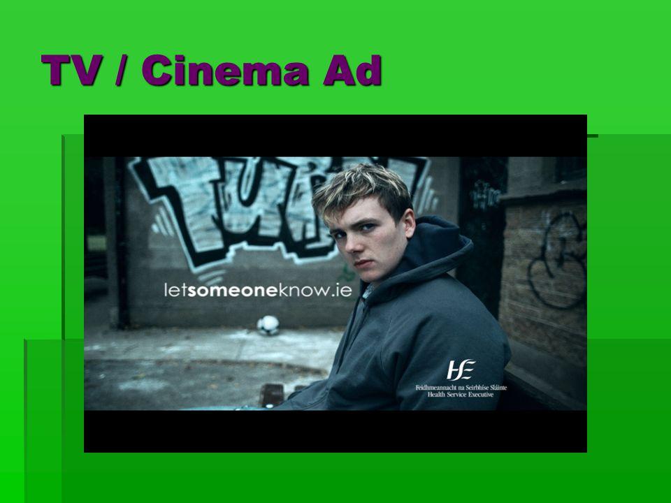 TV / Cinema Ad