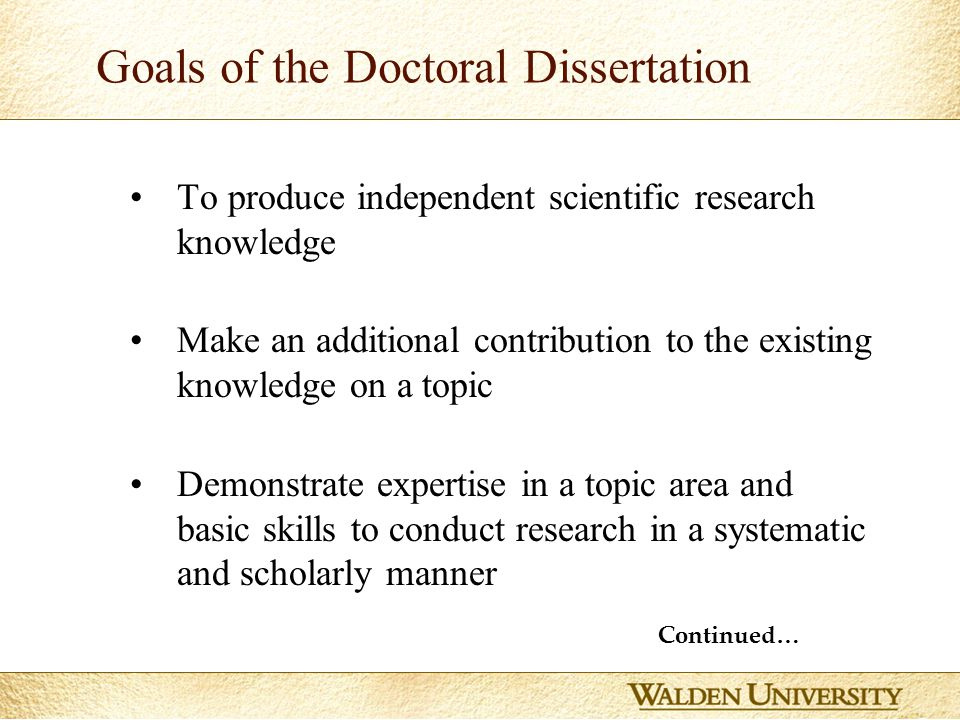 Successful Paths to Your Dissertation José A. Quiles, Ph.D.