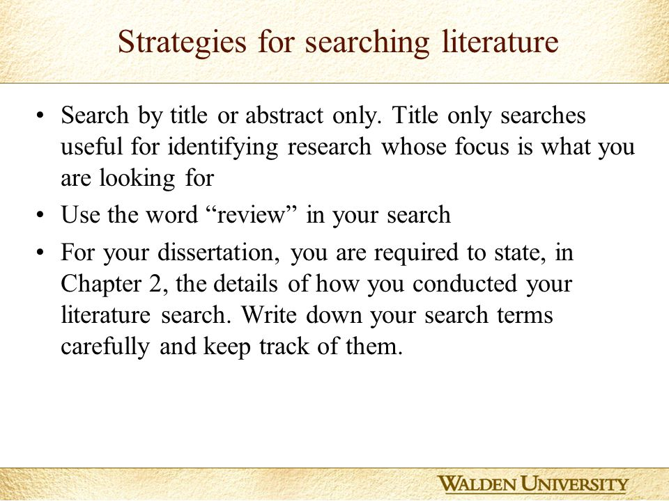 51 Chapter 2: Literature Review Include literature supporting the use of the theory Include literature on your topic (content) Narrow to the literature that supports the use of theory to your particular problem The final paragraphs of your literature review should convince the readers that your research is theoretically and empirically justified If you are testing a model, show it!