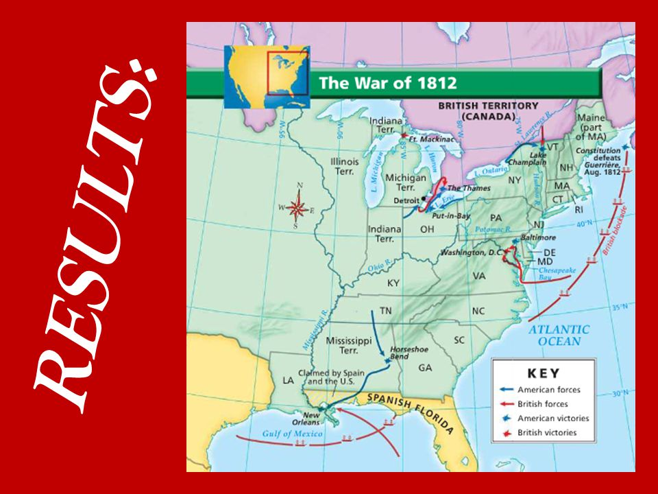 c) Gives U.S. Complete Control of Mississippi River and the Gulf of Mexico to the U.S.