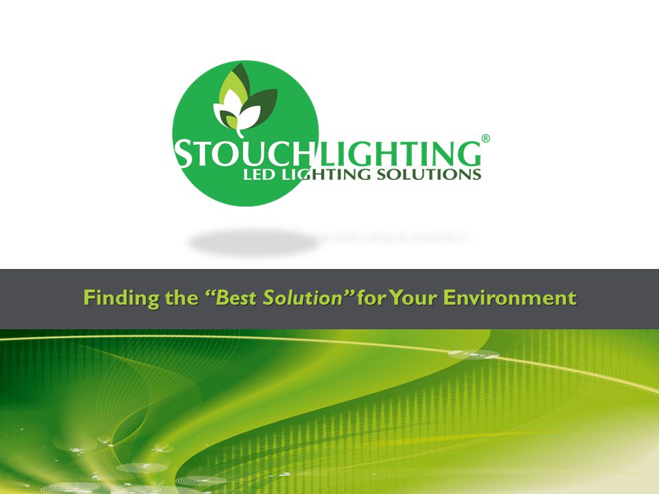 Finding the Best Solution for Your Environment