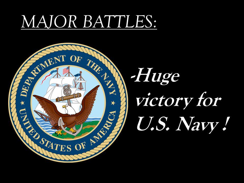 -- U.S.S. Constitution defeats the Guerriere defeats the Guerriere